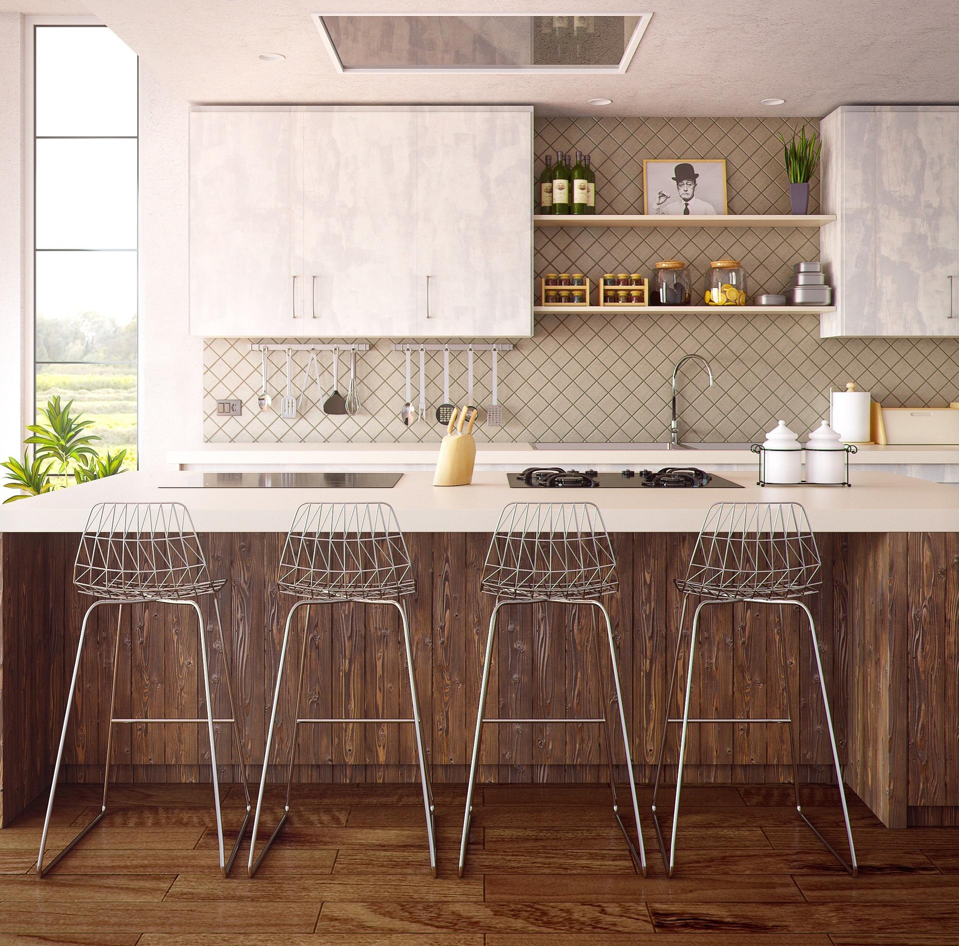 Photo1-Le carrelage mural pour vos cuisines